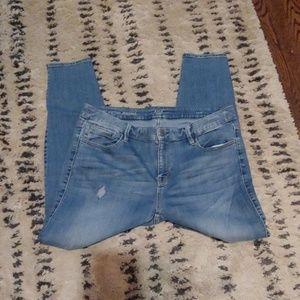 Ana legging jeans